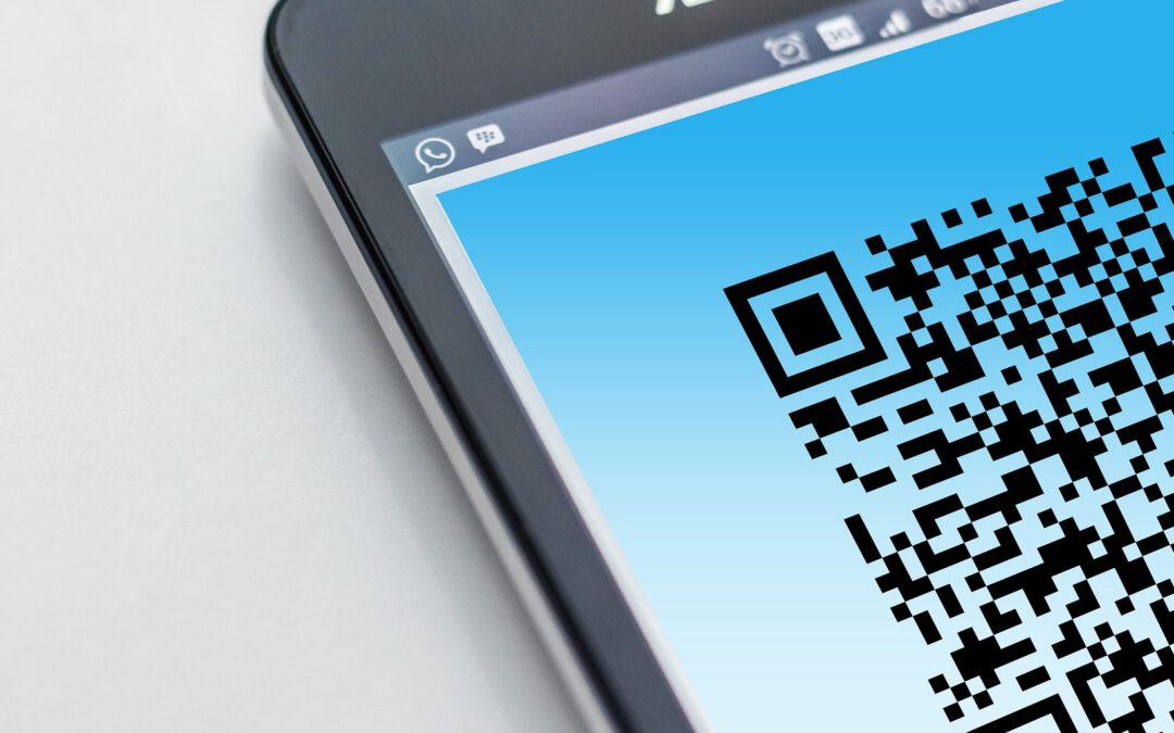 Digitaal registreren als bezoeker is eenvoudiger dan ooit tevoren